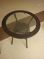 Стол искусственный ротанг, фото 2
