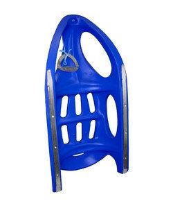 Санки 90 х 45 см синие, фото 2