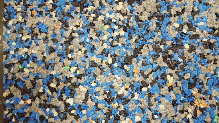 Маты из крошки пенополиэтилена 50мм, фото 2