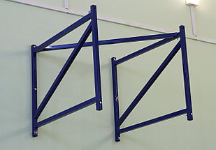 Ферма баскетбольная настенная с выносом 1,2м, фото 2