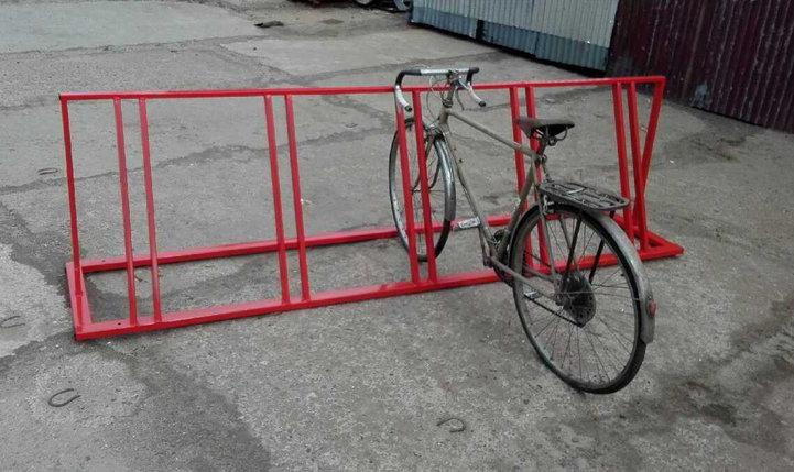 Велопарковка на 5 мест, фото 2