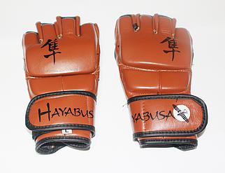 Перчатки ММА Hayabusa