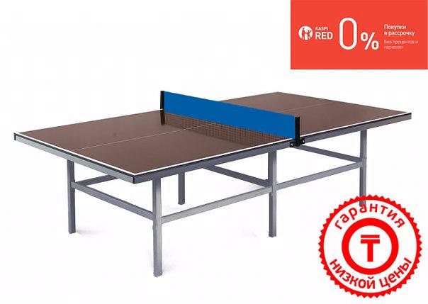 Теннисный стол City Outdoor - надежный антивандальный стол для настольного тенниса, фото 2