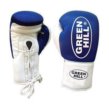 Боксерские перчатки Greem HiiL original , фото 2
