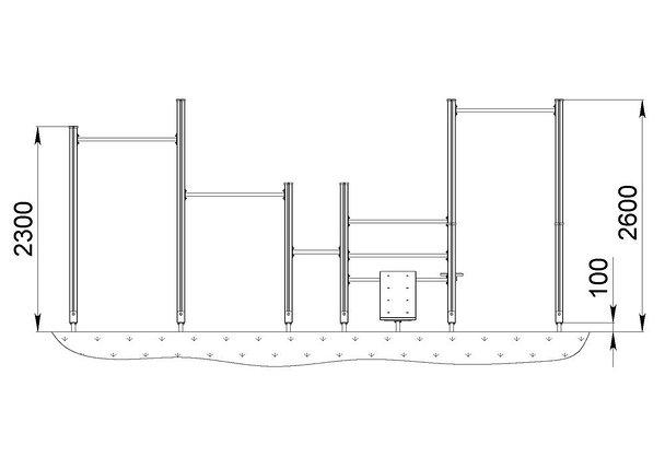 Спортивный комплекс №9, фото 2