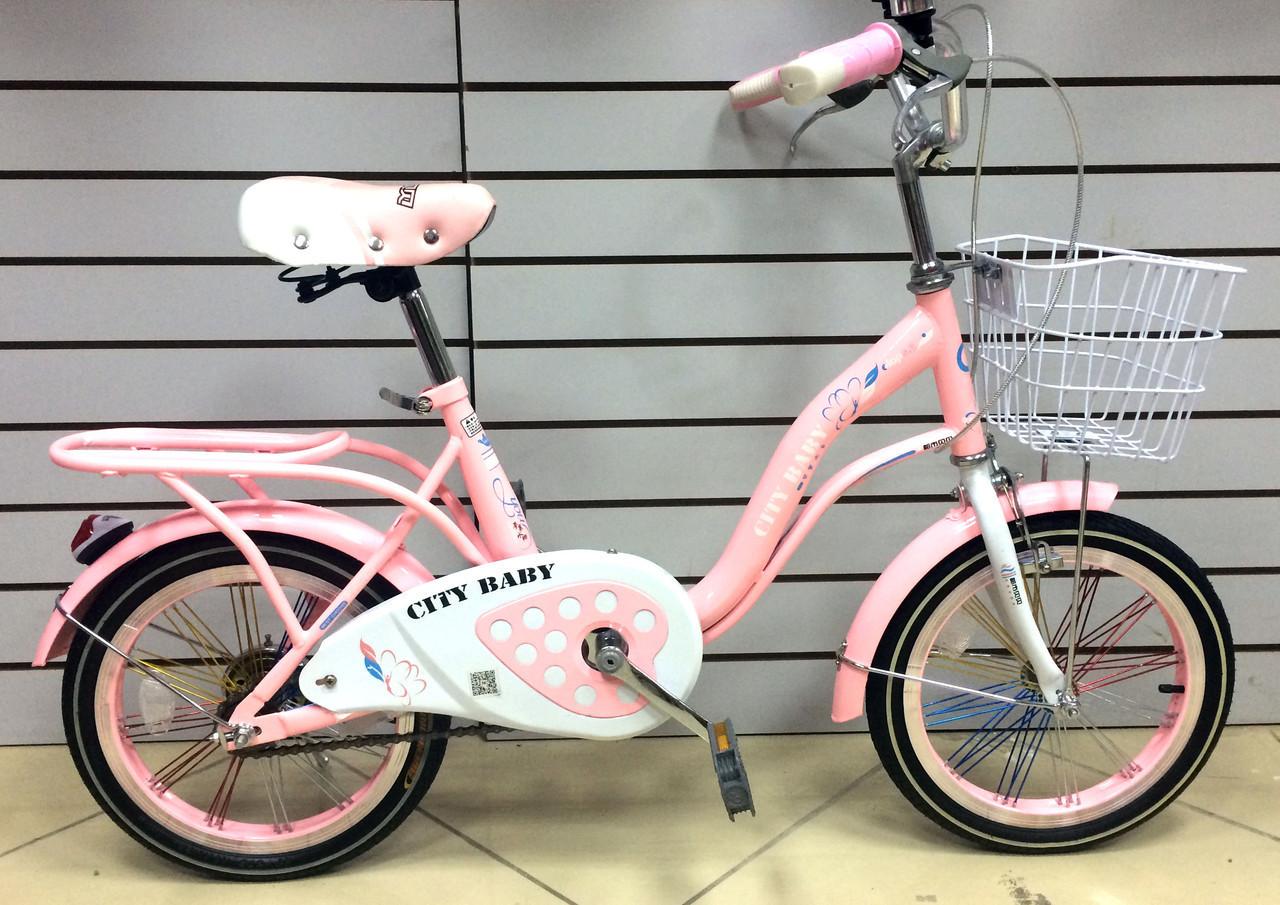 Детский велосипед City Baby 16