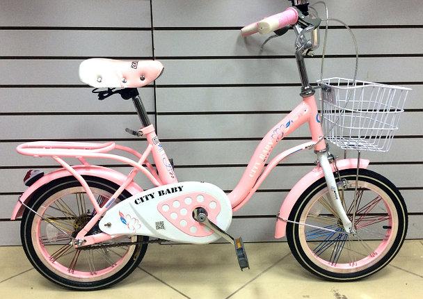 Детский велосипед City Baby 16, фото 2