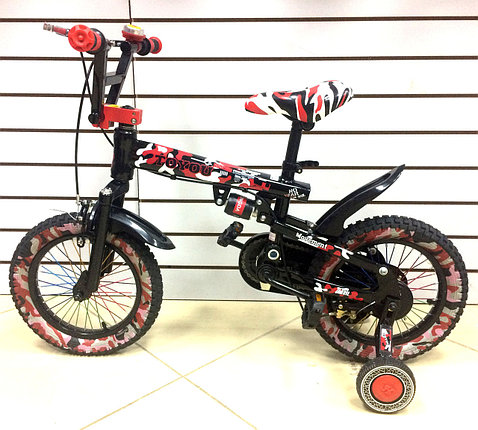 Детский велосипед ToYou 14, фото 2