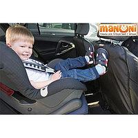 Защитная накидка  для кресла автомобиля от грязных ног Накидка с карманом