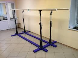 Брусья гимнастичекие мужские классические параллельные, фото 2