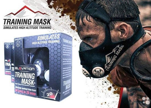 Тренировочная маска, фото 2