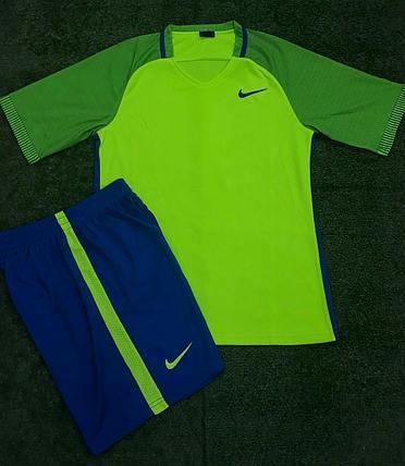 Футбольная форма на команду Nike взрослые , фото 2