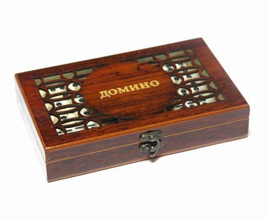 Настольная игра Домино в шкатулке, фото 2
