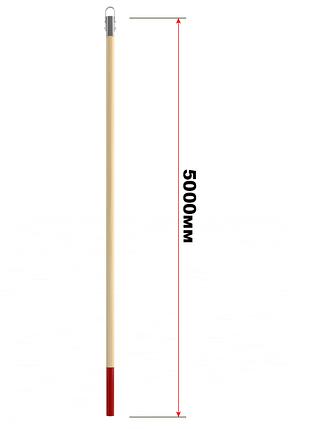 Шест для лазания деревянный, фото 2