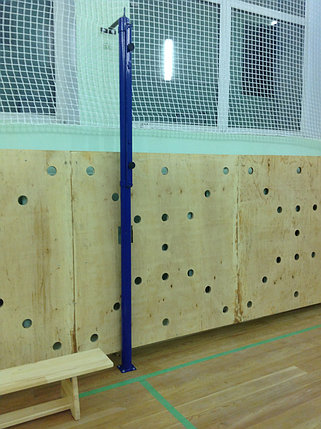 Стойки волейбольные пристенные, фото 2
