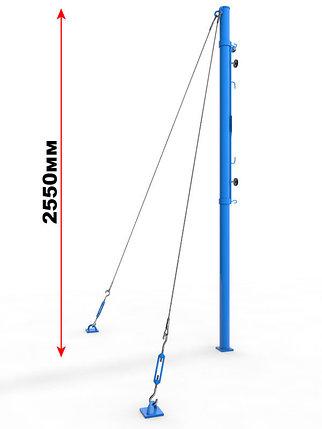 Стойки волейбольные на растяжках, фото 2