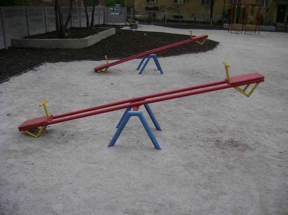 Детские качели балансир, фото 2