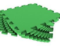 Универсальный коврик 33*33(см) зеленый