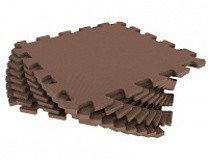 Универсальный коврик 33*33(см) коричневый, фото 2