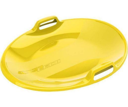 Тобоган ЛЕКО 70 х 56 см желтый, фото 2