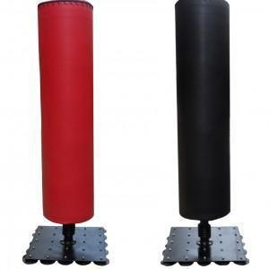 Мешок боксерский напольный BOXING на присосках, фото 2