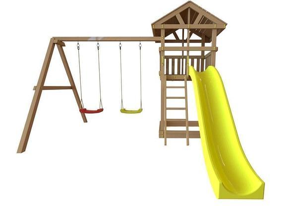 Детская игровая площадка «Джунгли 3», фото 2