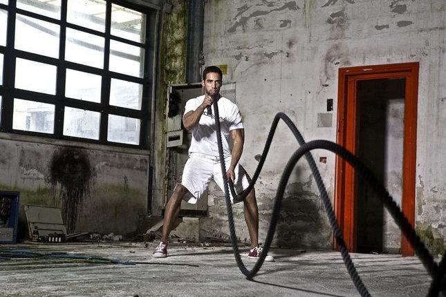 Канат для кроссфита 15м диаметр 50мм, фото 2