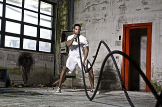 Канат для кроссфита 15м диаметр 50мм