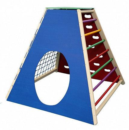 Детский спортивный комплекс для улицы и дома Пирамида, фото 2