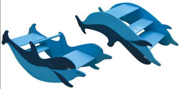 """Качалка """"Дельфин"""", фото 2"""