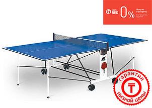 Теннисный стол Compact Light LX - усовершенствованная модель стола для использования в помещениях, фото 2