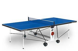 Теннисный стол Compact LX - усовершенствованная модель стола для использования в помещениях, фото 3