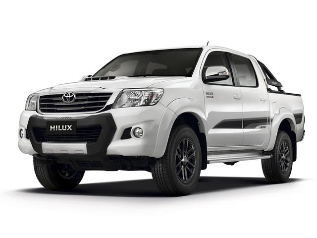 Toyota Hilux Vigo 2006-2014