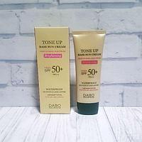 Dabo Солнцезащитный крем + база DABO Tone Up Base Sun Cream SPF 50/PA+++