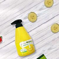 Гель для душа Банановое молочко Welcos Kwailnara BananaMilk Body Cleanser
