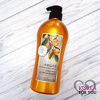 Увлажняющий гель для душа со 100% аргановым маслом и частицами золотаEnnea WELCOS Argan Gold Moisture Cleanser