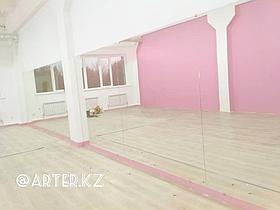 Зеркало для танцевальной студии