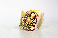 Визитница ручной работы, керамика. Италия