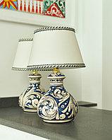 Светильник ручной работы, керамика. Италия
