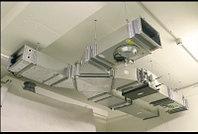 Пуско-наладка приточного вентиляционного оборудования в Астане