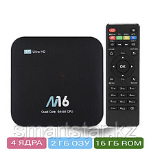 ANDROID TV BOX приставка - M16 (2/16GB)