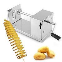 Аппарат для изготовления спиральных чипсов промышленный