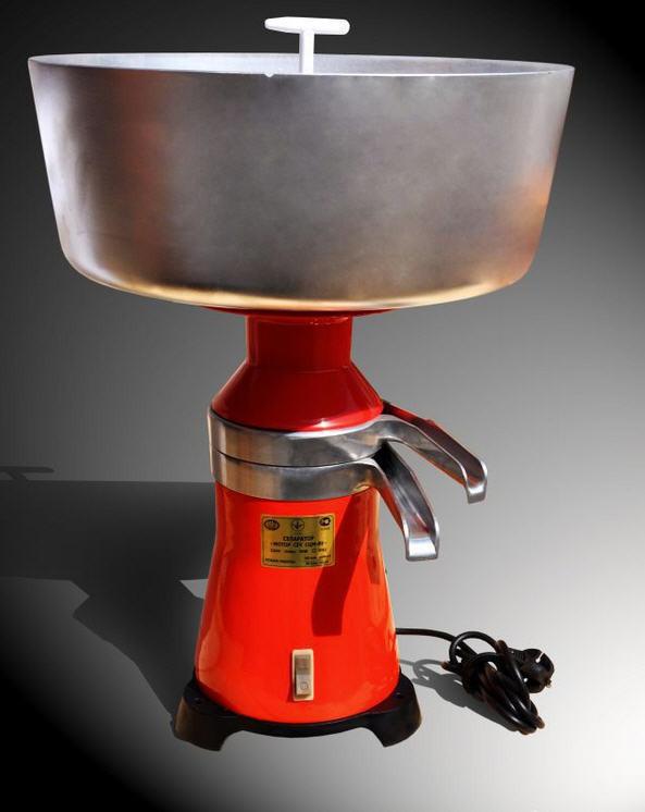 Сепаратор электрический «Мотор Січ СЦМ 100» металлический