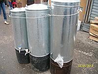 Титаны жаровые (на дровах) для нагрева воды, объем 100 литров