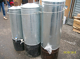 Титаны жаровые (на дровах) для нагрева воды, объем 120 литров