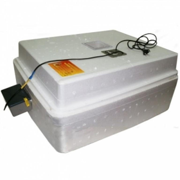 Бытовой инкубатор «Несушка» на 77 яиц, автоматический переворот, цифровой терморегулятор - фото 1