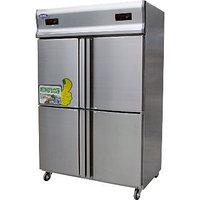 Кухонный холодильник Комбинированный, фото 1