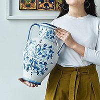 Ваза Куартара ручной работы керамика. Италия