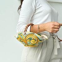 Корзина для фруктов ручной работы, керамика. Италия