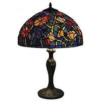Настольная лампа тиффани, Белла, фото 1